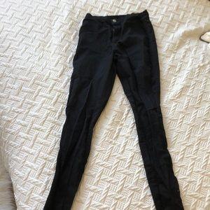 Brandy Melville Black Skinny Jeans
